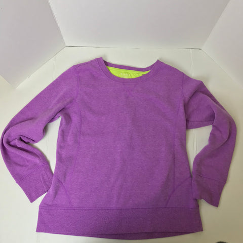 Tech Gear - Purple East Coast Like Summer Sweatshirt - Sz Large