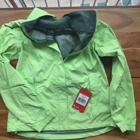 North Face - NWT - Resolve Jacket with Dry Vents in Budding Green - HEART 'n' SLEEVE