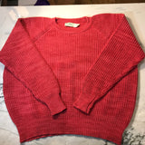 Vintage L. L. Bean Wool Long Sleeve Sweater