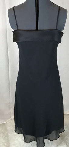 Niki Livas - Little Black Dress - Sz 8 - HEART 'n' SLEEVE