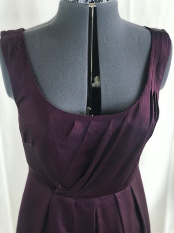 Banana Republic Purple Dress - HEART 'n' SLEEVE