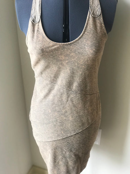 Free People - Bodycon Sexy Rustic All Seasons Dress - Sz M - HEART 'n' SLEEVE