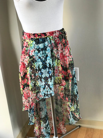 Floral skirt - HEART 'n' SLEEVE