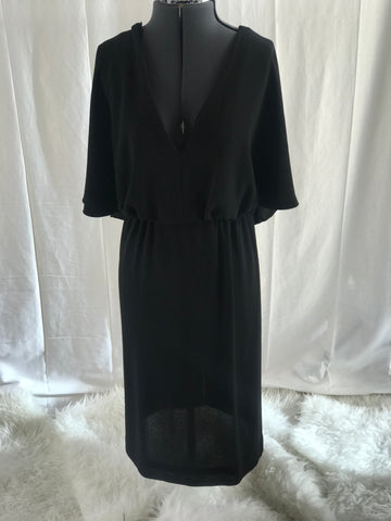 Mr. Blackwell Black Dress