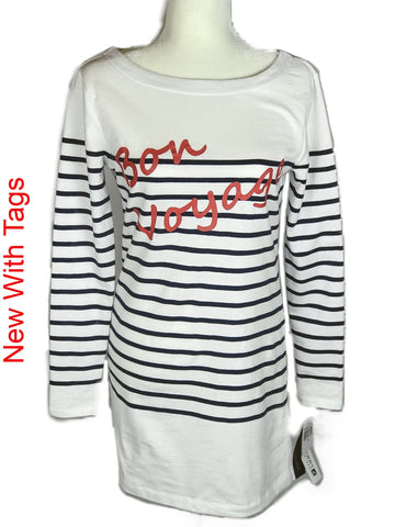 Sperry - The Perfect East Coast Beach Sweatshirt - Sz Small