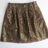 J. Crew - Sequined Mini Skirt - Every Season Looks See Pictures - Sz 0 - HEART 'n' SLEEVE