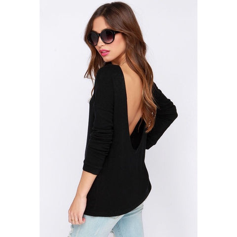 Lulu's Black Sweater - HEART 'n' SLEEVE