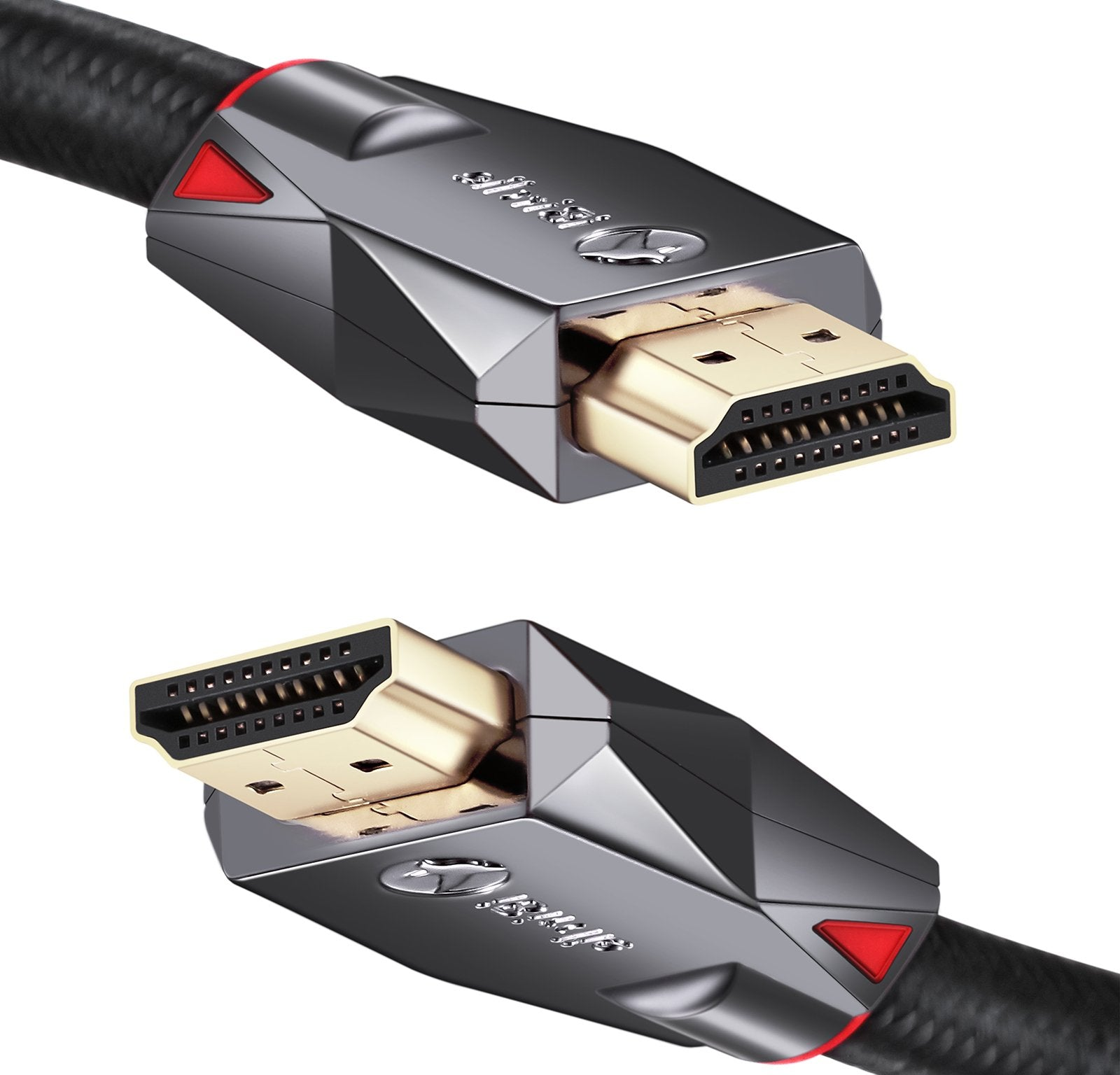 4K HDR HDMI Cable 20ft - High Speed HDMI 2 0a Ultra HD Cord - Supports