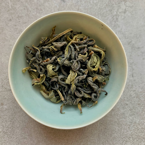 Pan-fried Dancong Oolong