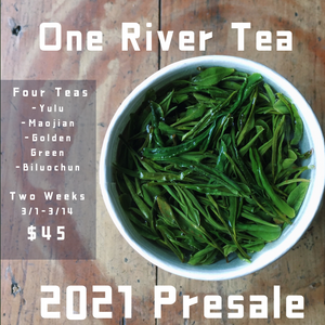 Mingqian Green Tea Presale Box