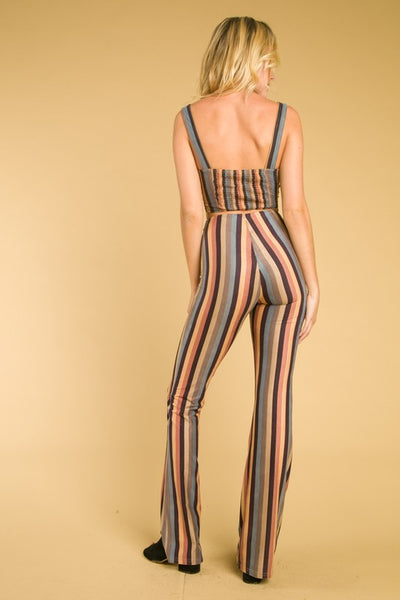 Ayla Striped Pants