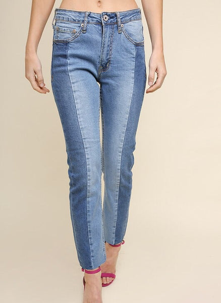 Harley - Multicolored Denim Jeans