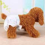 10pcs/bag Disposable Dog Diapers