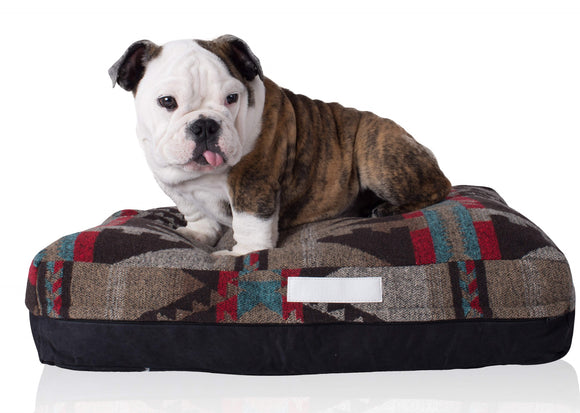 Double-Side Dog Bed With Removable Cover And High Rebound PP Cotton!