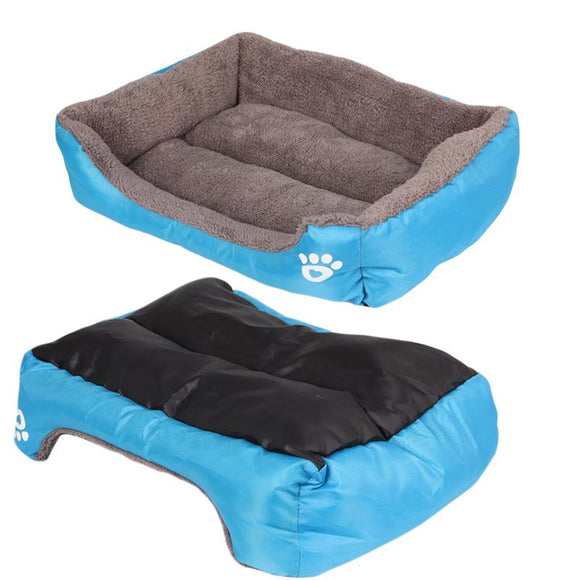Cozy Soft Dog Cotton Bed