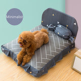 instagram style washable ped bed