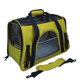 Breathable Dog Carrier Portable Pet Backpack Cat Outgoing Travel Messenger