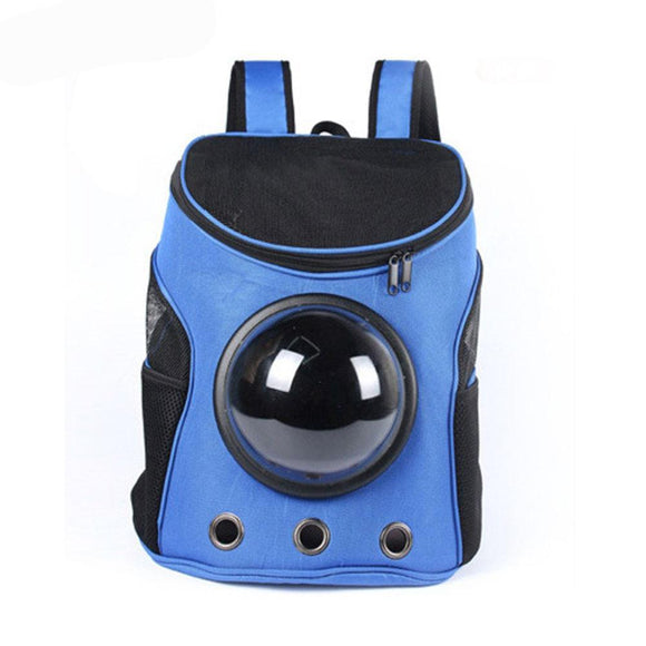Capsule Breathable Backpack Dog&Cat Carrier