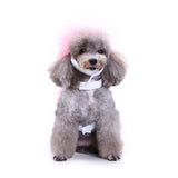 Dogs Halloween Pink Unicorn Costume