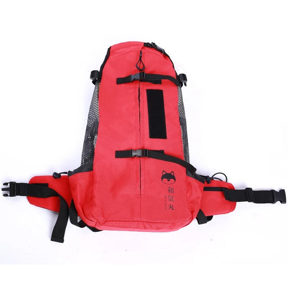 DOGGIE CRUISER BACKPACK - RED