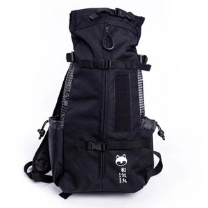 DOGGIE CRUISER BACKPACK - BLACK