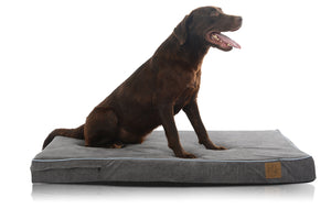 Large Memory Foam Dog Bed