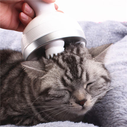 Portable Electric Automatic Massager For Pet (3 Colors)