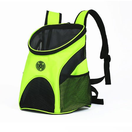 Comfortable & Breathable Pets Travel Backpack Carrier