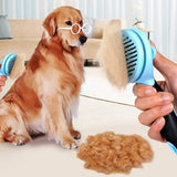 Remove Loose Pet Furs & Nasty Mats With Dele Quick Clean Comb