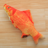 Funny Fish Plush Toy For Cats