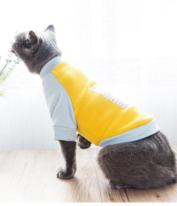 TrendyLand Pet Clothes, super cute sweater for kitty in the winter