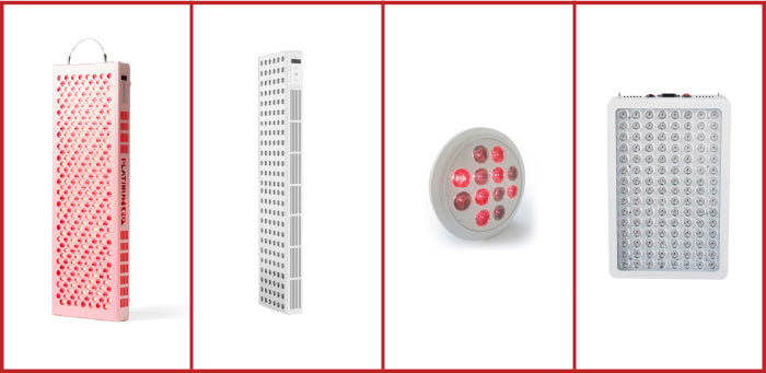 various red light devices