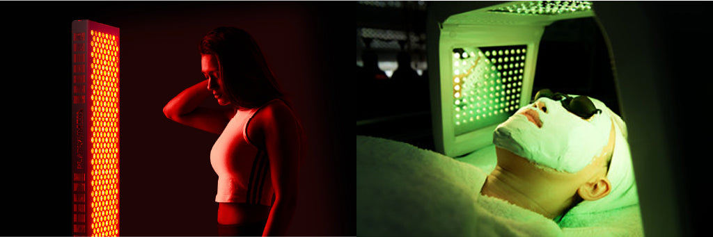 Red vs Green Light Therapy