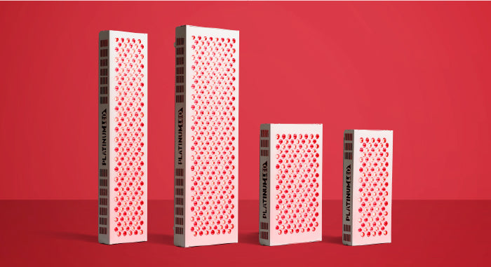 red light therapy devices from platinum led