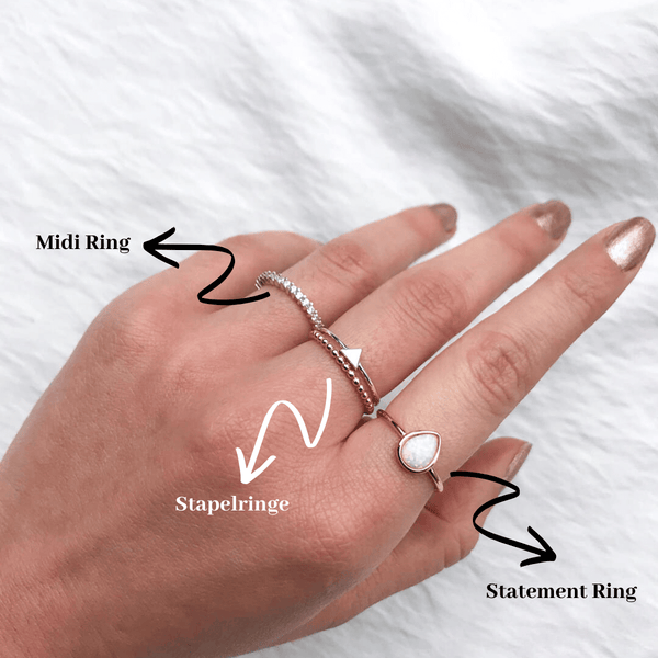 Ringstack-Statement-Ring-Stapel-Damenring