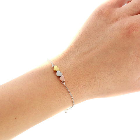 Image of Herzchen Armband Endless Love-Armband-AROQI
