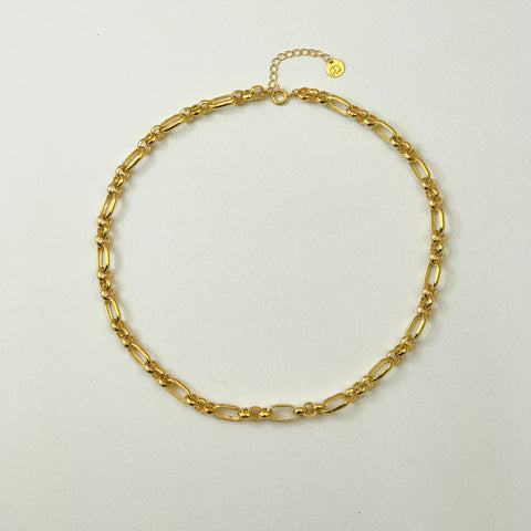 Chain Necklace 18k Gold