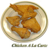 Chicken A La Carte - 08 Pieces