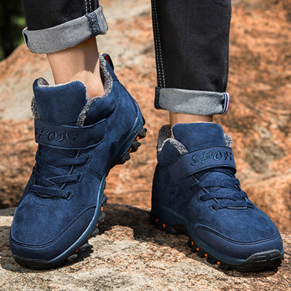 Women Casual Plus Size Mountain Hiking Sneakers Athletic Shoes