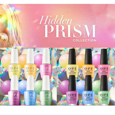 OPI COLLECTIONS