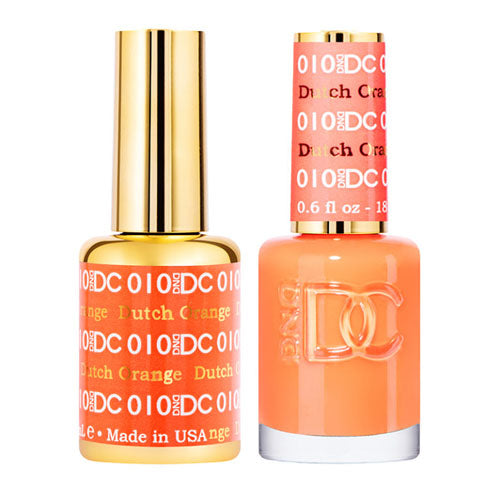 DND DC DUO 010 Dutch Orange