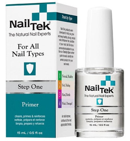 Nail Tek - For All Nail Types - Step One