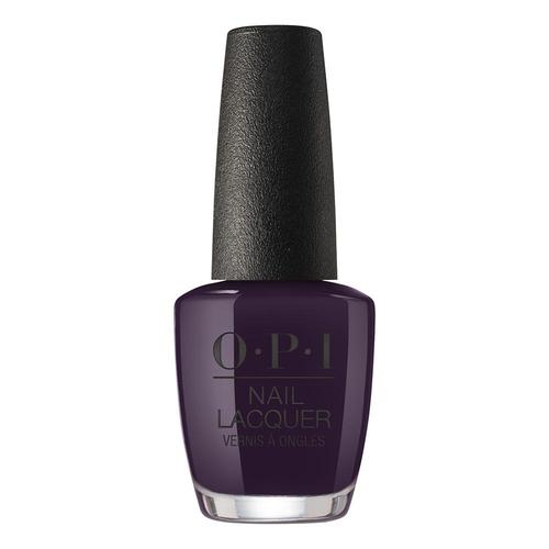 OPI Lacquer U16 Good Girls Gone Plaid