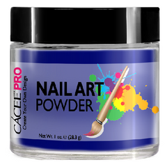 Cacee Nail Art Powder #16 Royal Blue