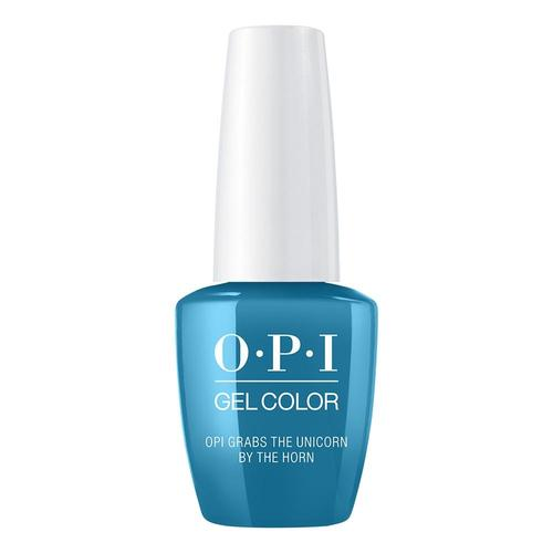 OPI Gel U20 OPI Grabs the Unicorn by the Horn