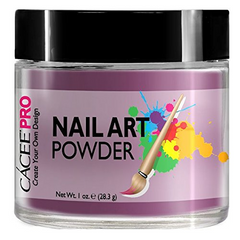 Cacee Nail Art Powder #23 Mauve Purple