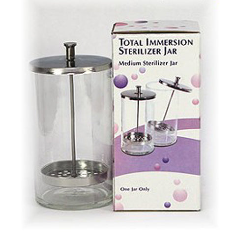 Ikonna Total Immersion Sterilizer Jar
