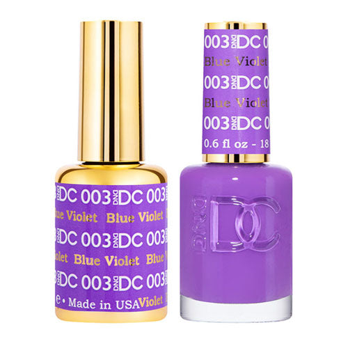 DND DC DUO 003 Blue Violet