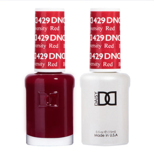 DND Gel 429 Boston University Red
