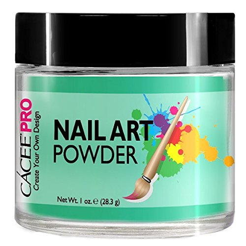 Cacee Nail Art Powder #42 Seafoam Blue